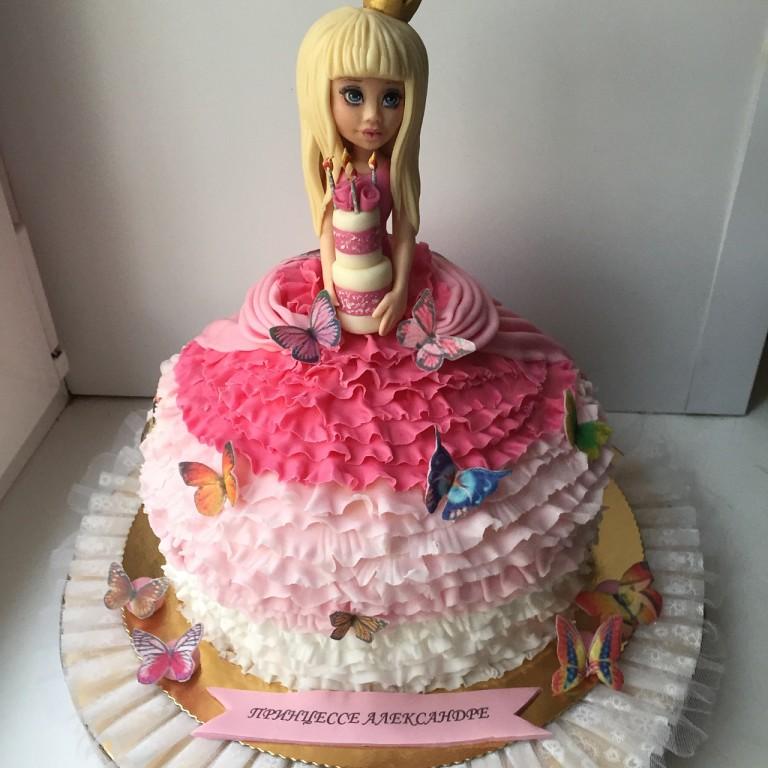 Торт для девочек рецепт 95